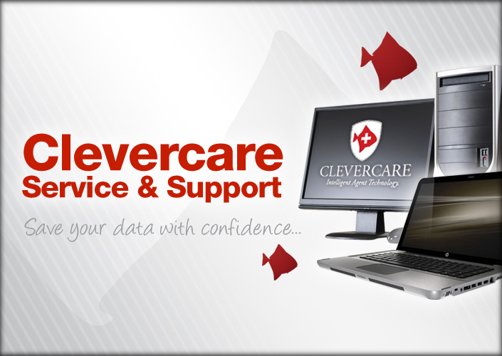 Clevercare, Network and Computer Support
